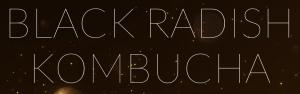 black radish kombucha